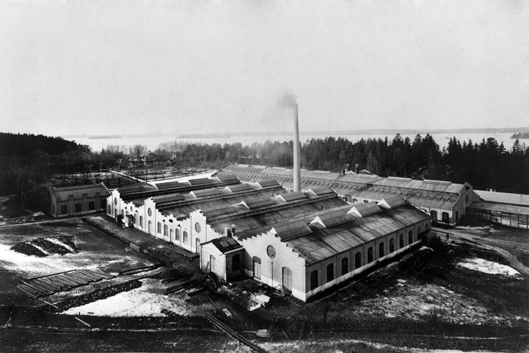 JkB 00820 - Industribyggnad