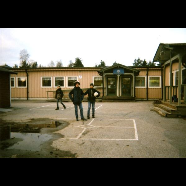 JkB-BHS-034 - Järfällas små bygdefotografer